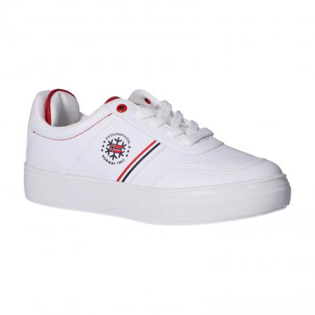 Zapatillas deporte GEOGRAPHICAL NORWAY  de Mujer GNW19018 17 WHITE