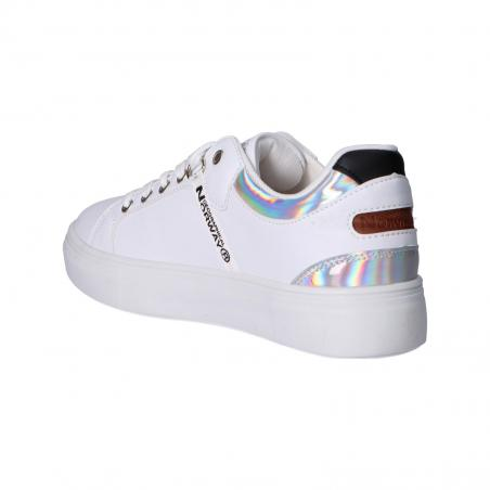 Zapatillas deporte GEOGRAPHICAL NORWAY  de Mujer GNW19019 17 WHITE