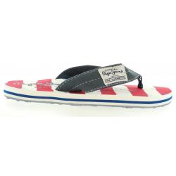 Chanclas de Niño y Niña PEPE JEANS PBS70010 MAGIC 255 RED