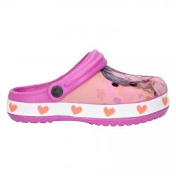 Zuecos DISNEY  de Niña WD8022 ORANGE