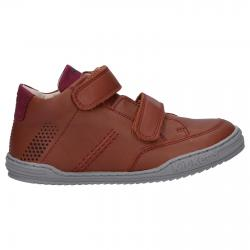 Zapatos KICKERS  de Niño 830110 JOUVO 91 MARRON BORDEAUX