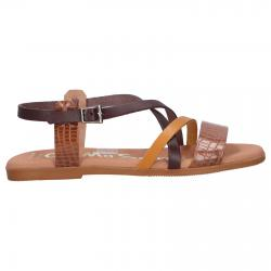 Sandalias OH MY SANDALS  de Mujer 4812-HY62CO HYDRA ROBLE COMBI