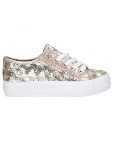 Women and Girl Trainers LOIS JEANS 60031 200 ORO