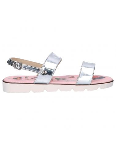 Women and Girl Sandals LOIS JEANS 83769 300 PLATA