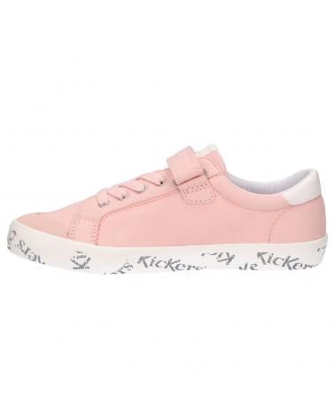 Women and Girl Sports shoes KICKERS 694557-30 GODY 131 ROSE CLAIR