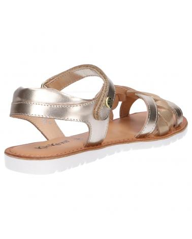 Women and Girl Sandals KICKERS 694792-30 BETTY 15 OR
