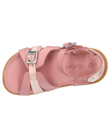 Girl Sandals KICKERS 858760-30 PEPETE 13 ROSE