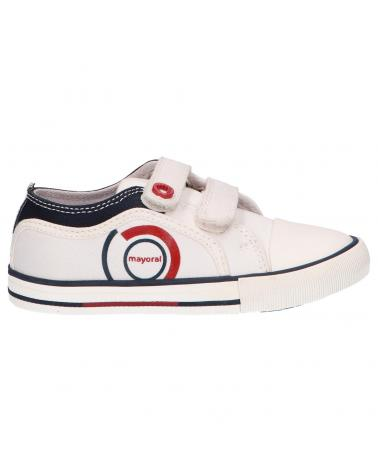 Boy and Girl Trainers MAYORAL 41312 70 BLANCO