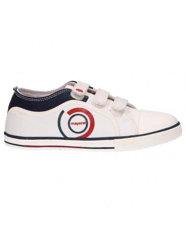 Boy and Girl Trainers MAYORAL 45321 79 BLANCO