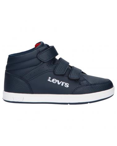 Boy and Girl Trainers LEVIS VGRA0147S NEW DENVER 0040 NAVY