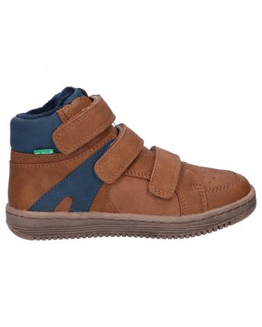 Women and Girl and Boy Mid boots KICKERS 739364-10 LOHAN 114 CAMEL