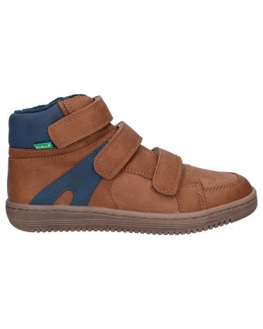 Women and Girl and Boy Mid boots KICKERS 739364-30 LOHAN 114 CAMEL