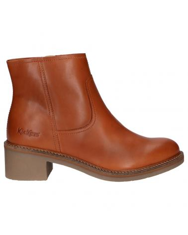 Women Boots KICKERS 814503-50 OXYBOOT 116 CAMEL
