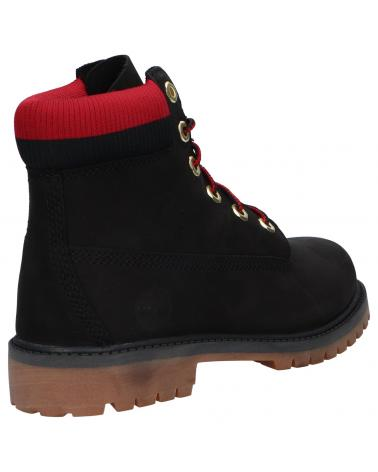 Women and Girl and Boy Mid boots TIMBERLAND A2FNV 6 IN PREMIUM 001 BLACK