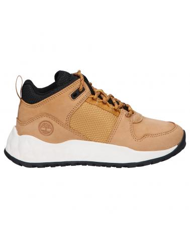Boy and Girl Sports shoes TIMBERLAND A2HT7 SOLAR WAVE LOW 231 WHEAT