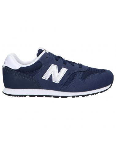 Women and Girl and Boy Sports shoes NEW BALANCE YC373KN2 PIGMENT