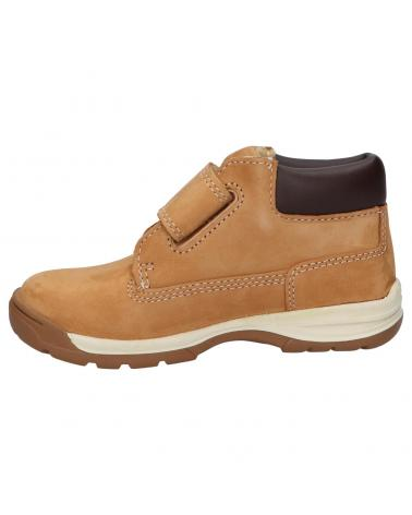 Boy and Girl Mid boots TIMBERLAND 2587R TIMBER TYKES WHEAT