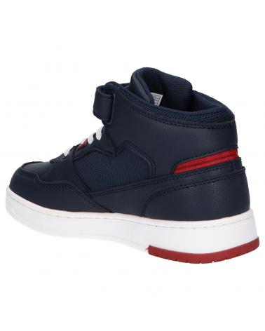 Boy and Girl Sports shoes LEVIS VIRV0012T BLOCK 0290 NAVY RED