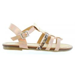 Sandalias de Niña Flower Girl 322191-B2040 OILY COPPER