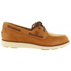 Nauticos de Mujer TIMBERLAND CA1GCH LAKEVILLE WHEAT