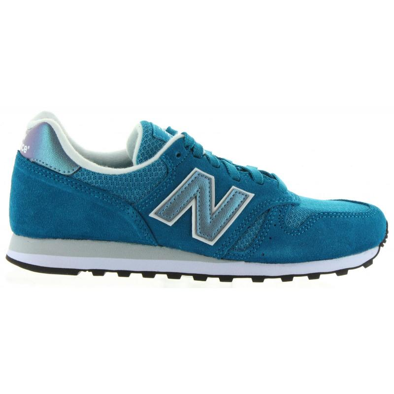 new balance mujer gris y turquesa