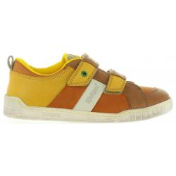 Zapatos de Niño y Niña KICKERS 474850-30 WINNER 116 CAMEL MOUTARD