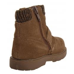 Botines de Niña One Step 192354-B1070 NATURAL-DBROWN