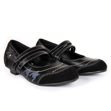 Bailarinas de Niña New Teen 184130-B4600 BLACK
