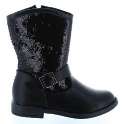 Botas de Niña Happy Bee B168490-B4920 BLACK