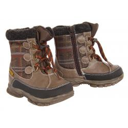 Botas de Niño One Step 192387-B1070 DBROWN-BLACK