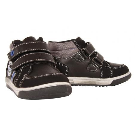 Botines de Niño One Step 209832-B1070 BLACK-MGREY