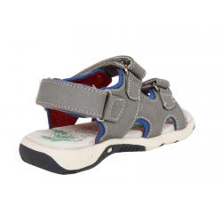 Boy and Girl Sandals Happy Bee B125991-B1758 WHITE