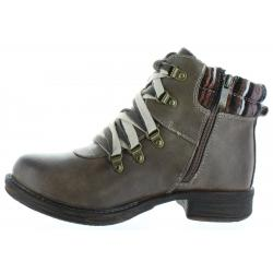Botines de Mujer MTNG 52831 LUNA TAUPE