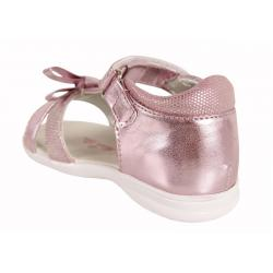 Boy and Girl Sandals Happy Bee B132834-B1153 WHITE