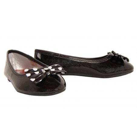 Bailarinas de Niña Minnie DM000191-B4069 BLACK