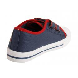 Boy and Girl Sports shoes PEPE JEANS PLS30446 STYLE 520 AZZURRO