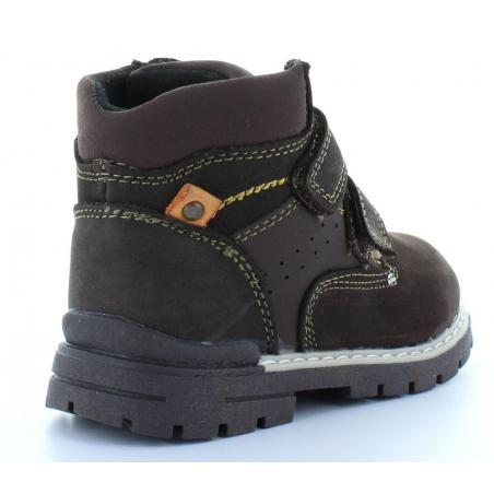 Botines de Niño y Niña Happy Bee B169634-B1758 D BROWN