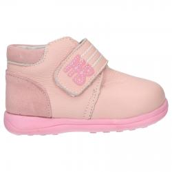 Girl and Boy Mid boots Happy Bee B167794-B1153 PINK