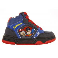 Zapatillas deporte de Niño Superman SN325060-B2500 NAVY-CBLUE
