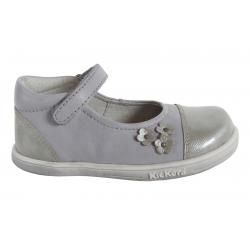 Boy and Girl Sandals TIMBERLAND 2495A ADVSKR GRY-GRN GREY