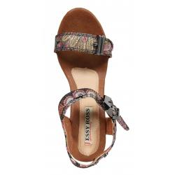 Women Sandals CUMBIA 30584 MOKA METAL