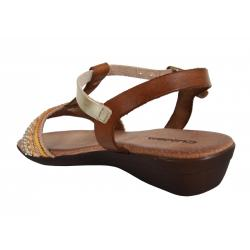 Women Sandals XTI 30559 SERPIENTE NUDE