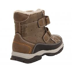 Botas de Niño One Step 199197-B1070 BLACK-DBROWN
