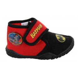 Calzado de casa de Niño Batman 438330-31 BAT AMEROC RED-BLACK