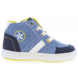 Botines de Niño New Teen 319492-B1080 NAVY-BLUE