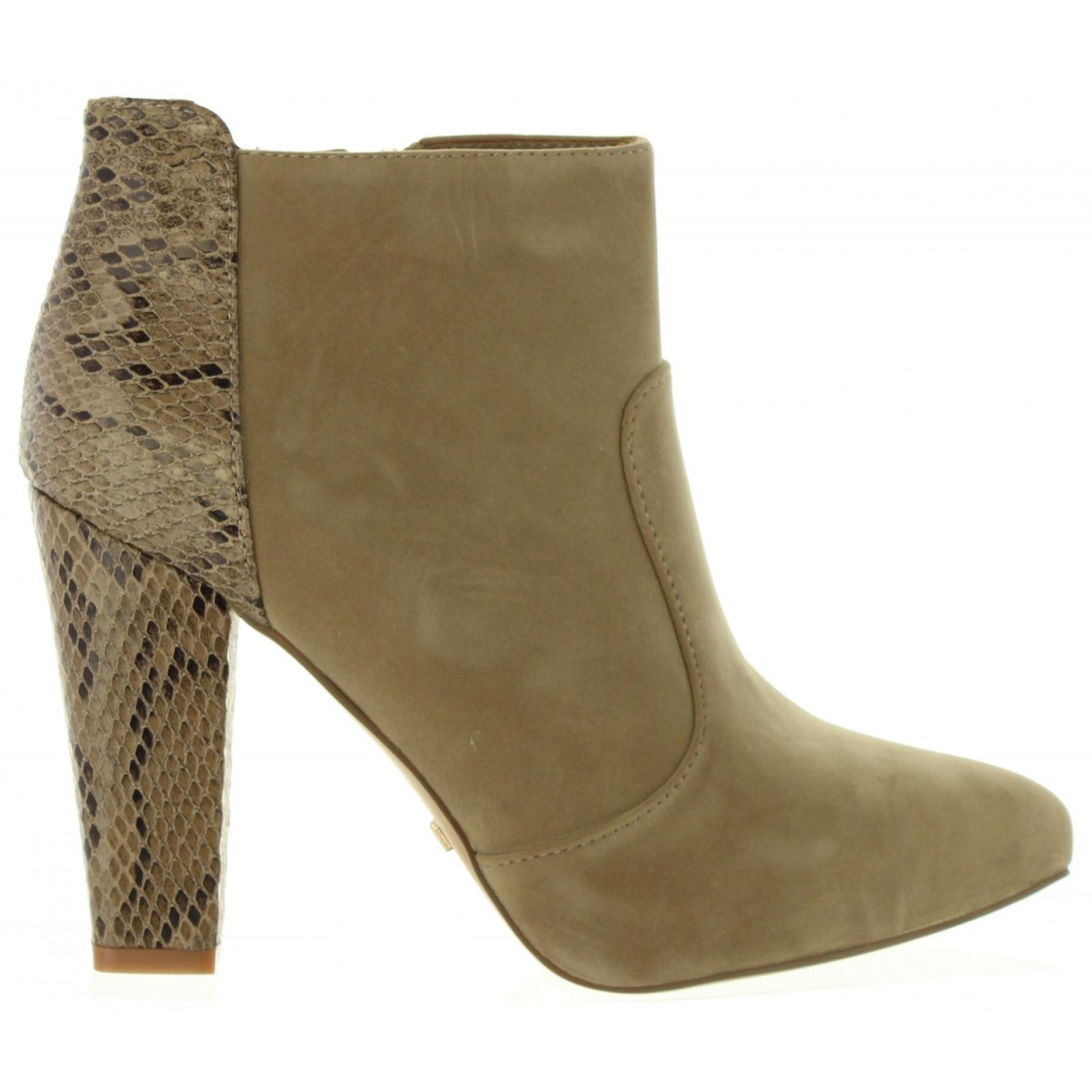 5be16a3d84b Botines de Mujer MARIA MARE 61378 C28290 PEACH TAUPE