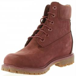 Botines de Mujer TIMBERLAND A1K3O 6IN SABLE