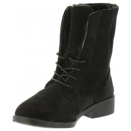 Botas de Mujer Top Way B752288-B6600 BLACK