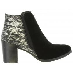 Botines de Mujer Top Way B090130-B6600 BLACK