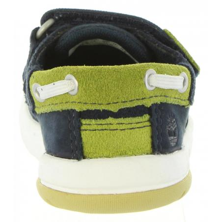 Nauticos de Niño TIMBERLAND A1BD7 TODDLE NAVY NATUREBUCK